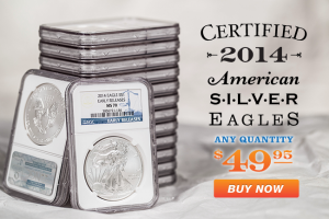 2014 Perfect-70 Certified American Silver Eagles On Sale!