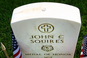 Why Do Soldiers Leave Coins As A Memorial?