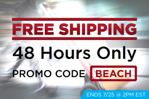 Free Shipping! 48 Hours Only!