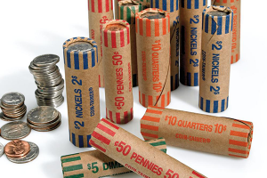 How Many Coins Are In A Roll?