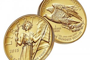 All About The New 2015 American Liberty High Relief Gold Coin