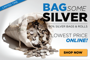 90% Silver On Sale – Lowest Prices Online!