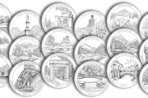'America The Beautiful' Quarter-Dollar Series Well Past Midway