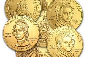 First Spouse Gold Coins – Collecting First Ladies