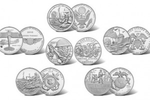 WWI Centennial in Coins