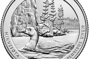Voyageurs National Park – America the Beautiful Quarter