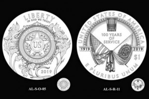 2019 American Legion Commemorative Coin