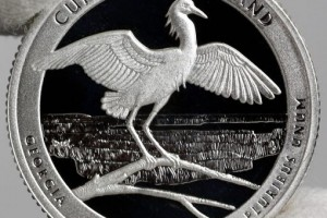 Cumberland Island 'America the Beautiful' Quarter Release