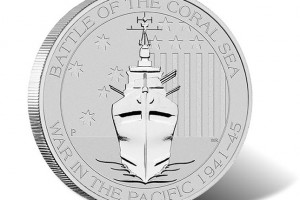 War in the Pacific Silver Bullion Coins