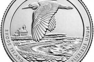 America the Beautiful Quarters 2018 – Block Island