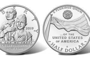 New Coins of the American Legion – Half-dollar