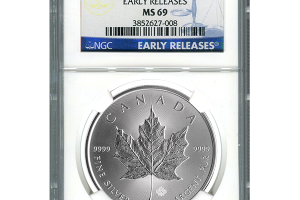 Certified Silver Maple Leafs – Where Are The MS70's?