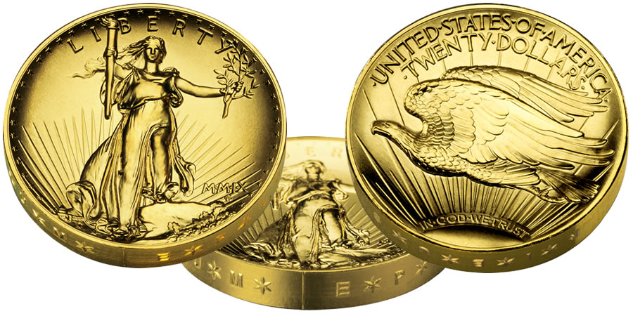 2009 Ultra-High Relief Double Eagle