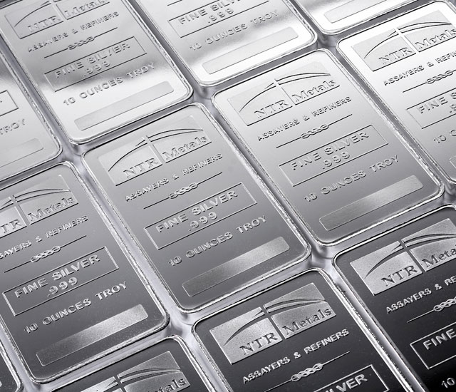 Difference Between Poured And Pressed Silver Bars Buy