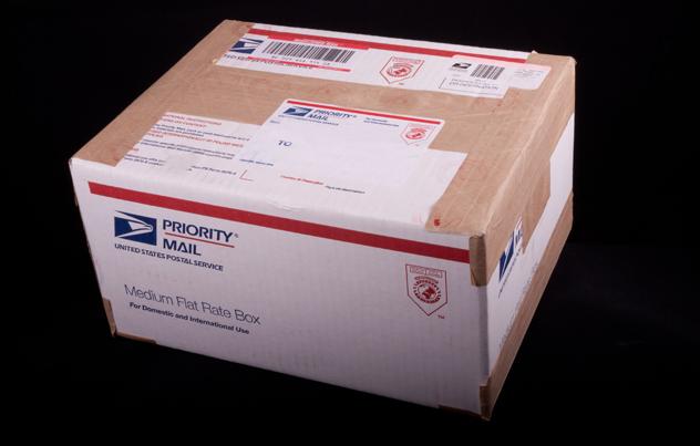 USPS Registered Mail