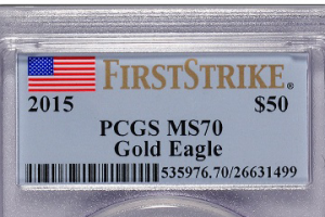 What Is A First Strike Coin?