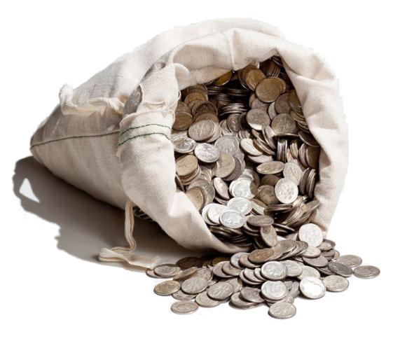 90 Percent Silver Bag