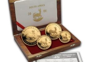 Gold Krugerrand Sets