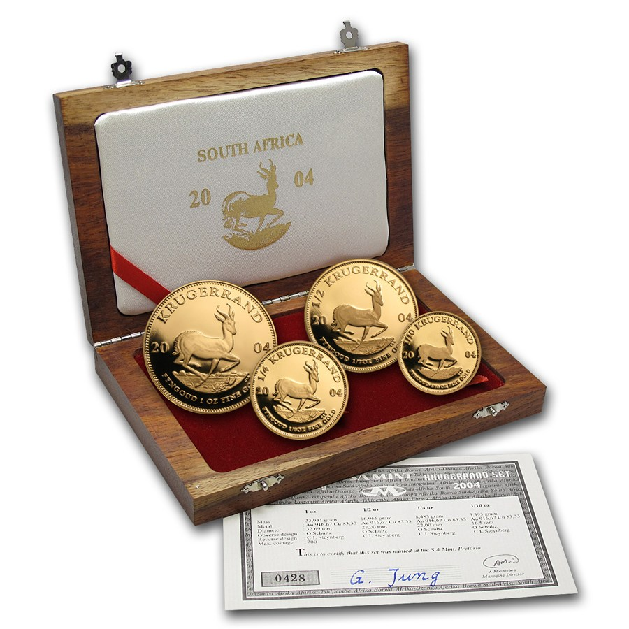 Gold Krugerrand Sets Buy Gold Amp Silver Online Official