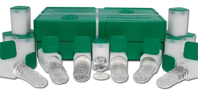 Silver Eagle Moster Box