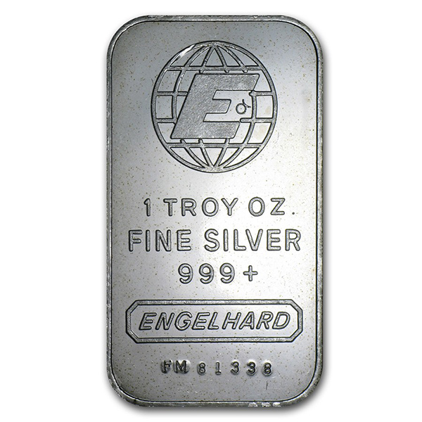 What Kind Of 1 Oz Silver Bar Should I Buy Buy Gold