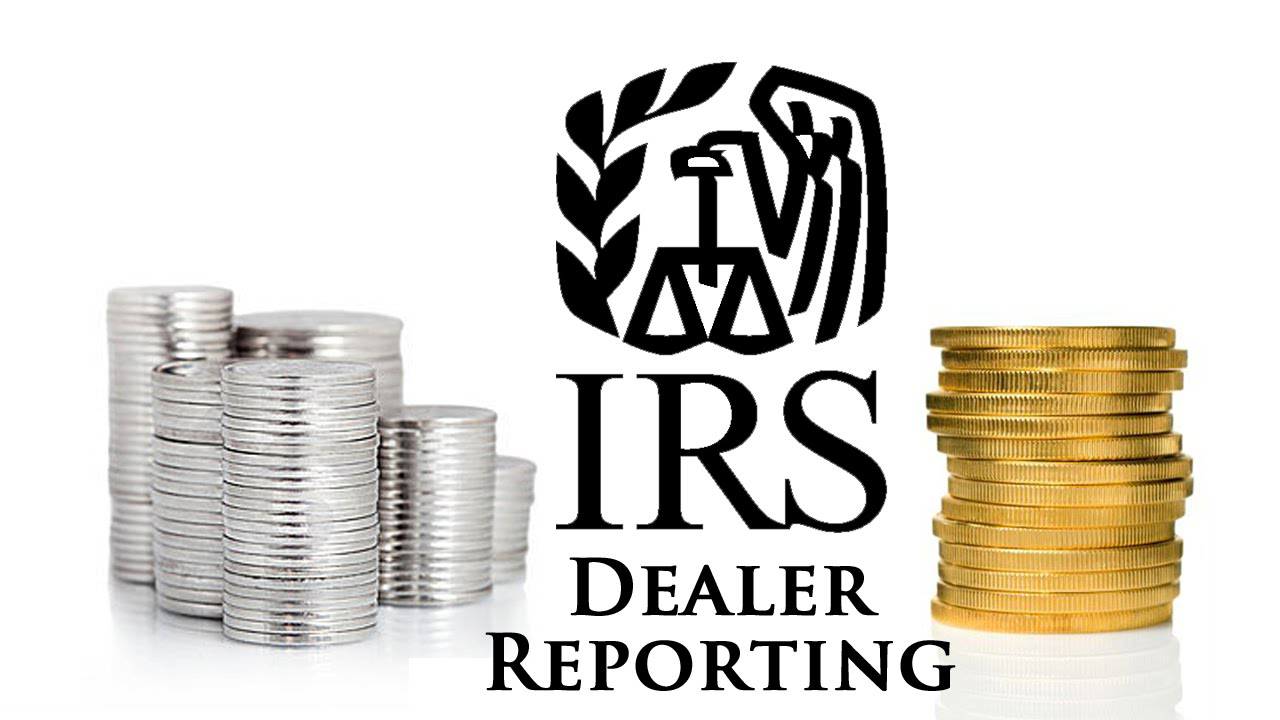 IRS Dealer Reporting