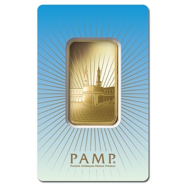 Pamp Suisse Ka'bah Mecca