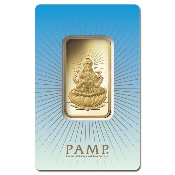 Pamp Suisse Lakshmi Bar