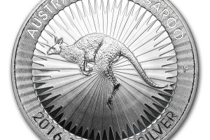 The New 2016 Australian Silver Kangaroo