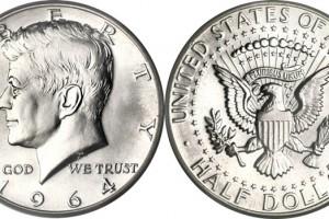 1964 Kennedy Half Dollar History