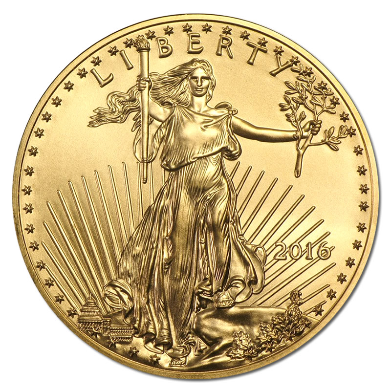 2016-1-Ounce-Gold-Eagle