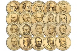 Time to Think About Presidential Coins