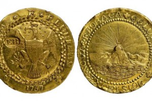 Record $5 Million Coin Sale – the Brasher Doubloon