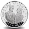 Celebrate in Coins the Royal trans-Atlantic Wedding