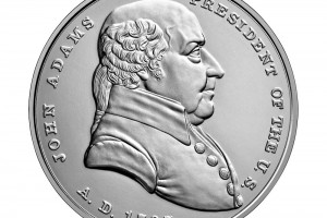 New Presidential Silver Medals Series Released