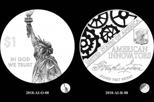 American Innovators Dollar Coin Arrives