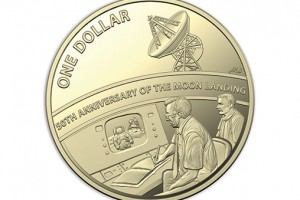 Apollo 50th Anniversary Two-nation Coin Set