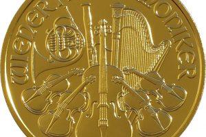 Vienna Philharmonic Bullion Coins