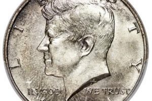 Rare Kennedy Half Dollar Sold for Record Price